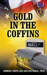 Gold in the Coffins
